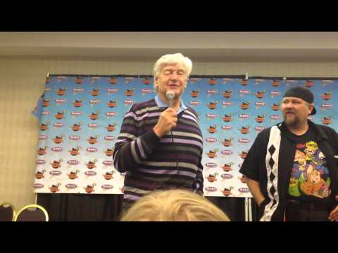 David Prowse (Darth Vader) Q&A with children