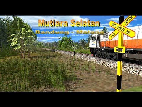 Daop 8 Surabaya #Trainz Simulator Indonesia #43