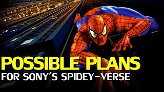Sony's Possible Plans for their Spider-man Cinematic Universe