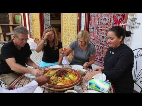 Moroccan Cooking  Class  Couscous