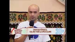Cristi Popesco - asta ar fi una dintre glume - stand-up la Etno TV