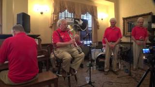 "Bob Schulz Frisco Jazz Band  ""Melancholy"""
