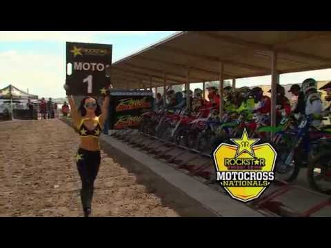 2016 Rockstar Energy Drink Motocross Nationals - R3 - Calgary, AB