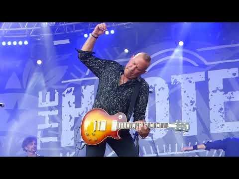 Hooters - Johnny B [ CH Arbon Summerdays - 25 - 8 - 2017 ]