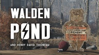 The Full Story of Walden Pond & Nearby Points of Interest - Fallout 4 Lore