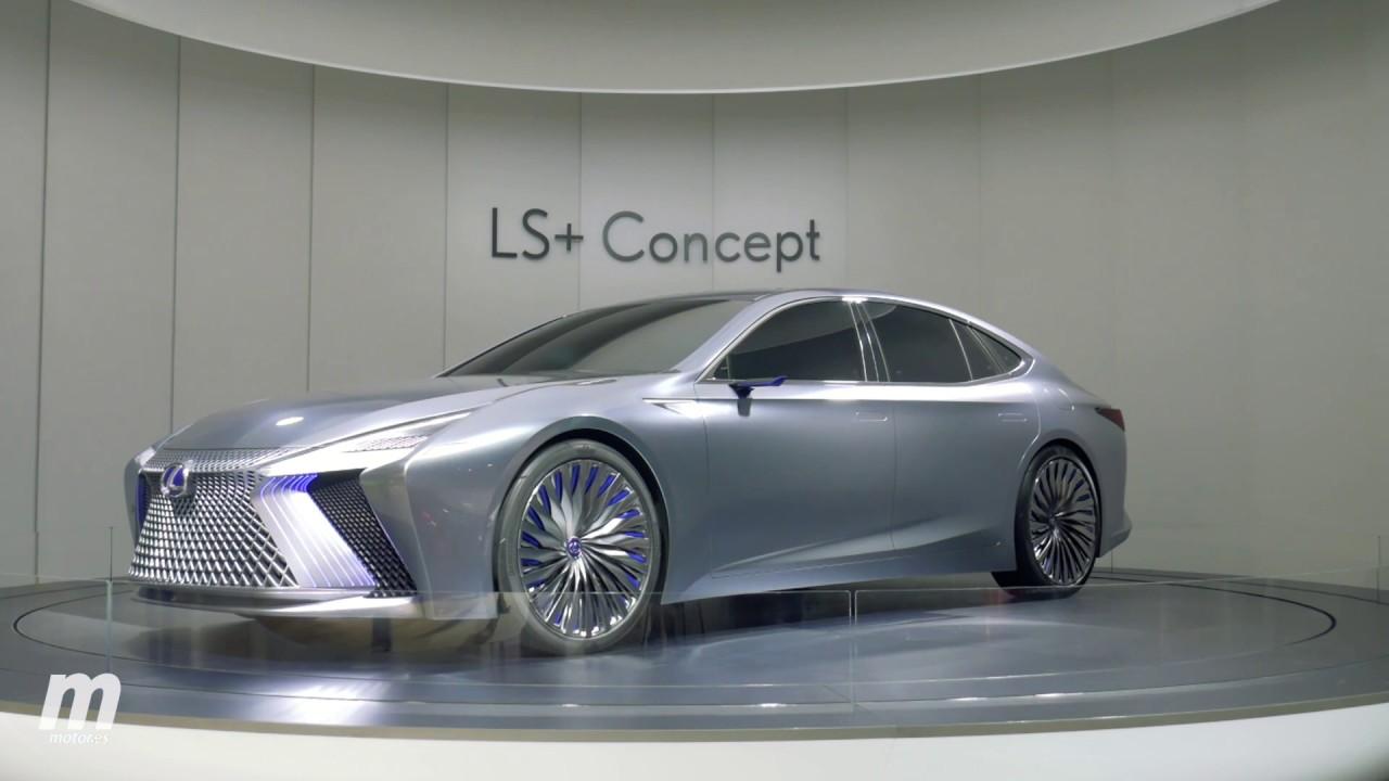 Lexus ls concept tokyo motor show 2017 youtube for Tokyo motor show lexus