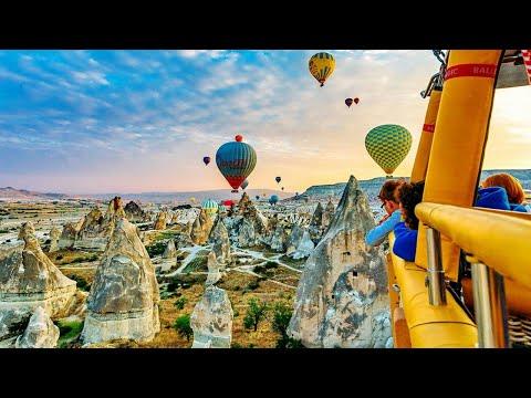 أفضل 10 أماكن سياحية في تركيا