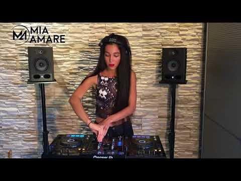 Mia Amare Best Bass Deep House 2017 DJ Music Mix DJane Pioneer
