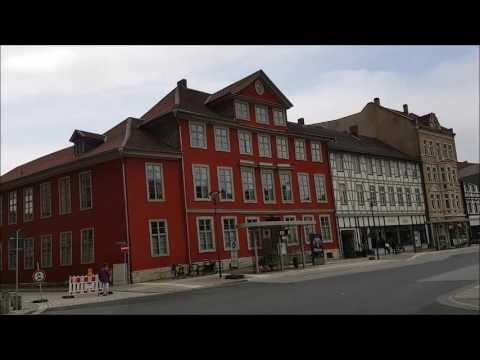 مدينة فولفنبوتل  المانيا  Wolfenbüttel germany