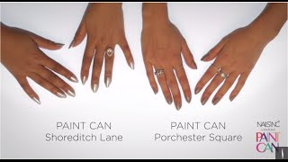 How to Use Nails Inc. Paint Can Spray On Nail Polish | Sephora