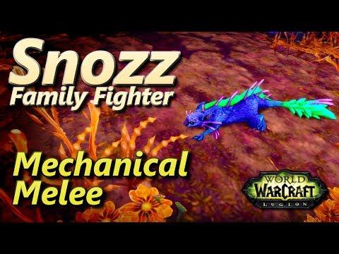Snozz Mechanical Melee