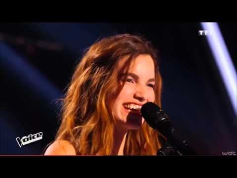 The Voice,The scientist - Coldplay feat Gabriella ,Violin. 2016