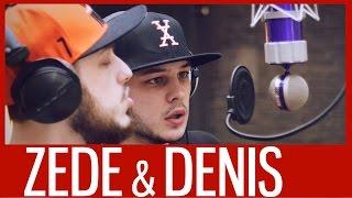 ZEDE & DENIS THE MENACE  |  Grand Beatbox Battle Studio Session