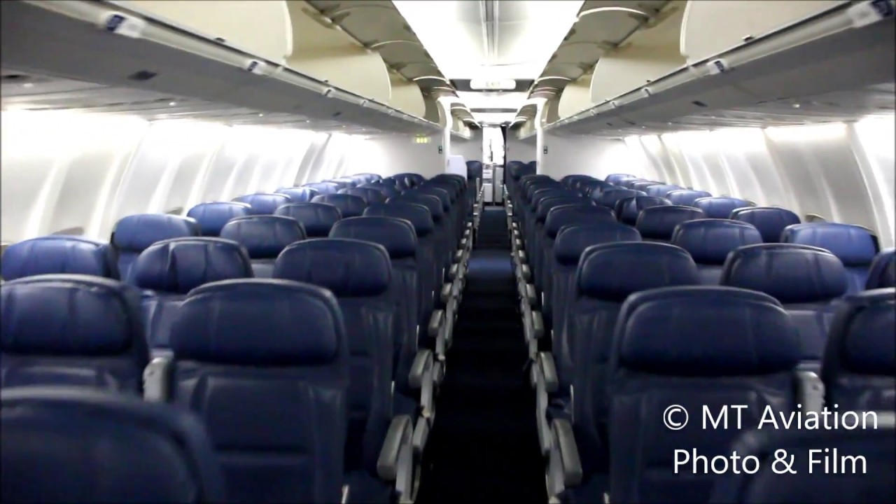 Delta 757 300 Cabin Tour Comfort