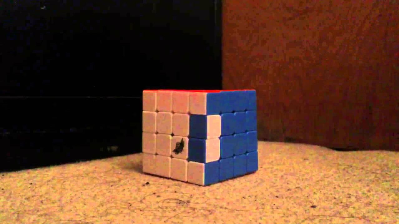 Easy OLL parity [4x4 Rubik's Cube]