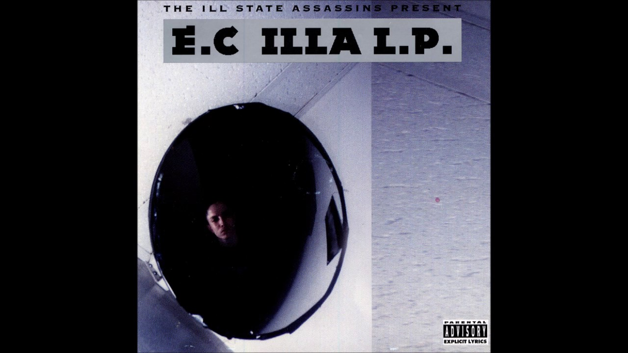 E.C Illa* E.C. Illa - Don't Get Me Started / Too Raw / Made In Chicago