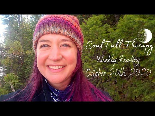 Embodied Tarot Reading 10/20/20
