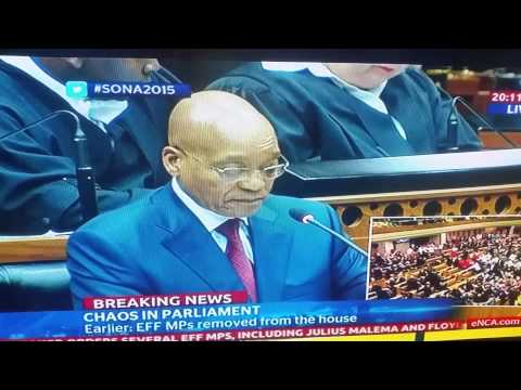 How to Read Numbers 101 by Jacob Zuma SONA 2015