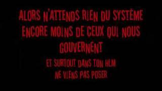Chaos En France lyrics (lsm)