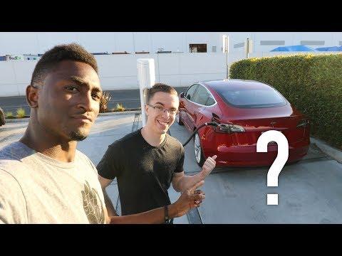 Free Tesla Roadster? Ask MKBHD V24!