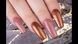 ❤ Tammy Taylor | Chit Chat | Drab to Fab Transformation | Dolce Copper Nails