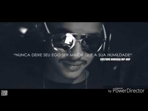Frase do Gustavo Hungria Hip Hop, #Pensador_Hungria