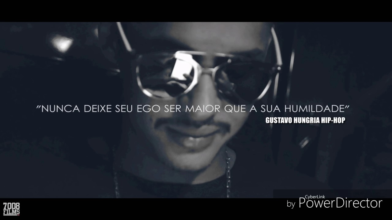 Frase Do Gustavo Hungria Hip Hop Pensadorhungria Youtube