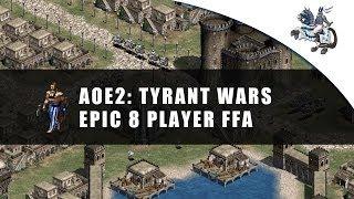 TyRanT War - Epic FFA [IGotSoDamnExcitedOverThis]