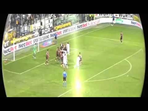 Parma vs Milan 4 5 All Goals and Highlights SERIE A 2014