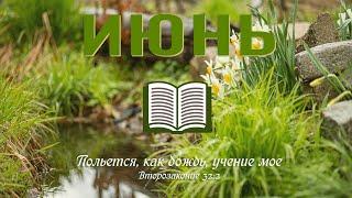 17 Июня - Первая книга Царств, главы 5-8 | Библия за год