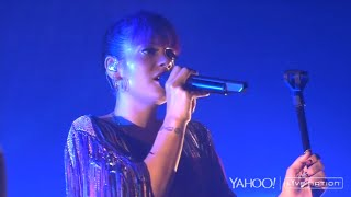 Lily Allen - Miserable Without Your Love (Live in Houston, TX 2014)