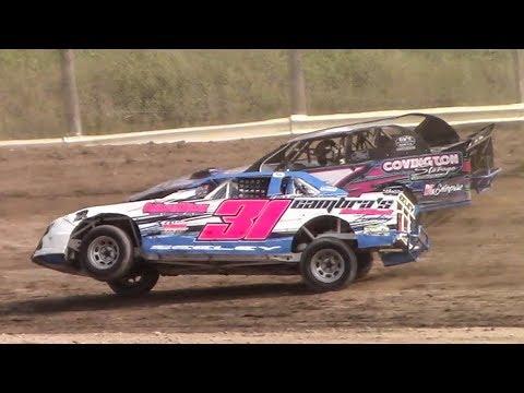 Street Stock Heat Two | Genesee Speedway | 9-17-17