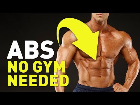 Gym Free Abs Workout  12 Minute Six Pack Circuit