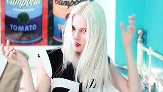 Как Покрасить Волосы в Платиновый Блонд (Белый Цвет Волос)(+волосы, только освещение иначе https://www.youtube.com/watch?v=qRckb00gx_c #РАКЕТАГАГАРИНА: instagram: @raketagagarina vk: ..., 2016-07-01T16:37:06.000Z)