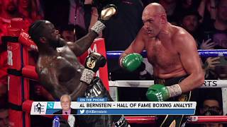Boxing Hall of Famer Al Bernstein on What's Next for Deontay Wilder | The Rich Eisen Show | 2/24/20