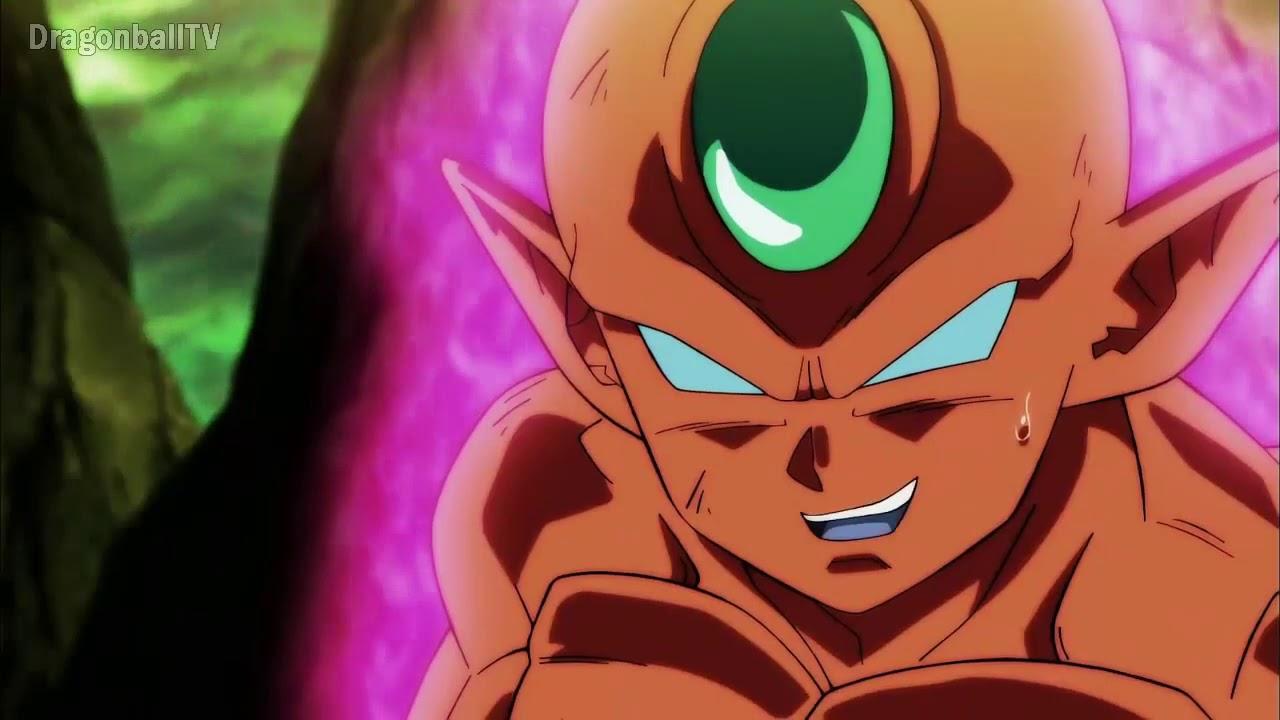 La Transformacion De Zirloin Zarbuto Y Rabanra Hd Dragon Ball Super