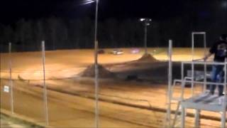 Southern Vintage Racing Association Heat Races 5/2/2015 NWFL Speedway