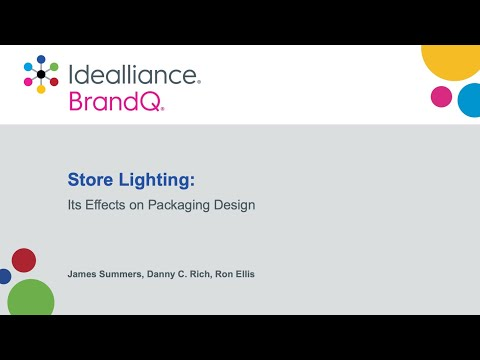 Store Lighting & Its Effects On Packaging Design | A BrandQ® Webinar