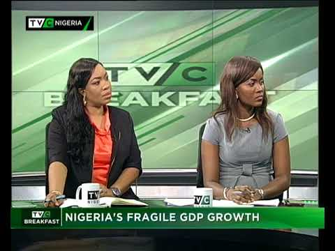 TVC Breakfast 11th September 2017 | Nigeria's Fragile Economy