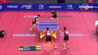 WTTC 2011 - Guo Yue / Li Xiaoxia vs Kim Kyung Ah / Park Mi Young - Set3