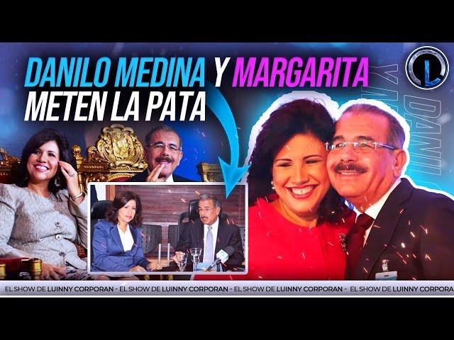 DANILO MEDINA Y MARGARITA PONEN HUEVO CON EL PUEBLO! MATA LLUVIA DEFIENDE HASTA LA MUERTE A ABINADER