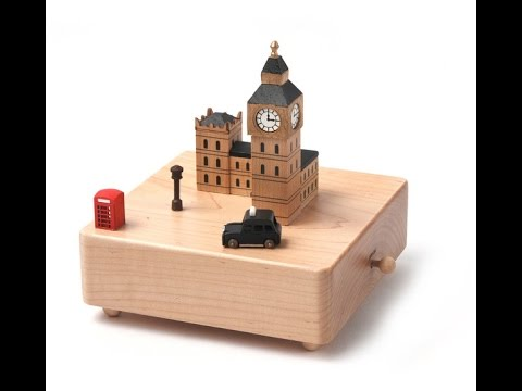 Wooderful Life London Music box @supersmartchoices