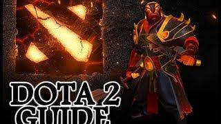 Dota 2 Guide Ember Spirit - Гайд на Эмбер Спирита (Огненная панда)