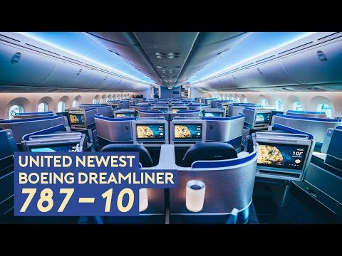 United B787-10 Polaris Business and Premium Plus Review
