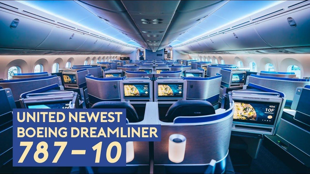 United B787 10 Polaris Business And Premium Plus Review