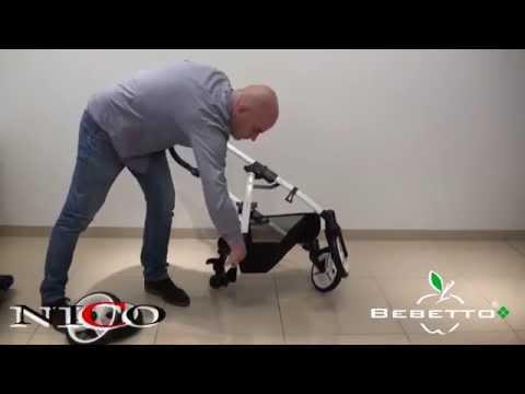 Lapsevankrid Bebetto Nico