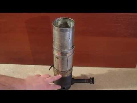 видео: Домашнее копчение. Дымогенератор  своими руками.