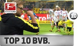 Top 10 Goals - Borussia Dortmund - 2013/14