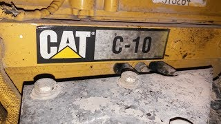 Why Did Cat Stop Making Truck Engines?