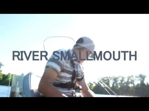 River Smallmouth Fishing--Connecticut River fishing